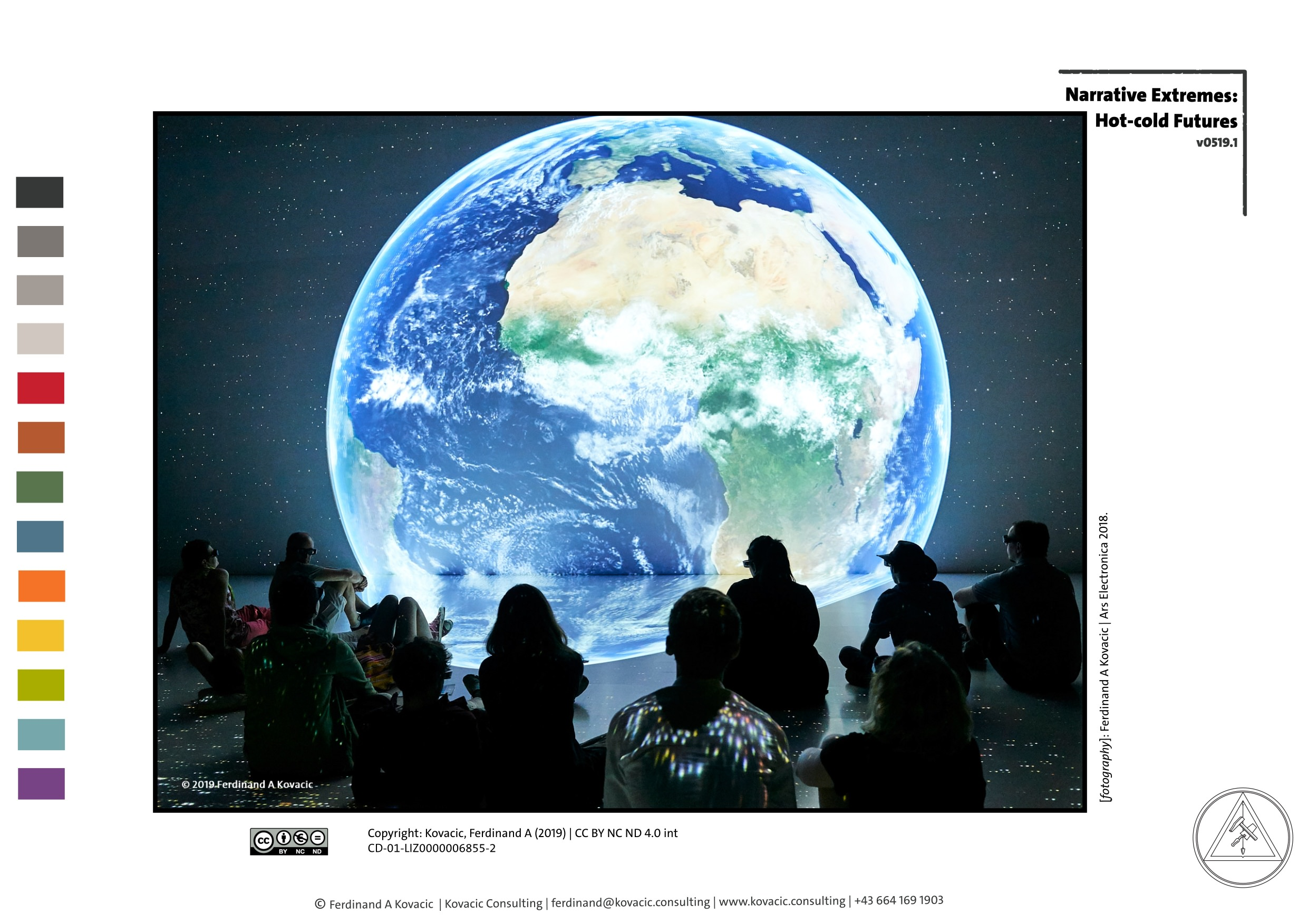 Narrative Extremes. Hot-cold Futures. Ars Electronica. Linz